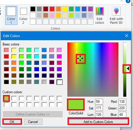 edit color 3
