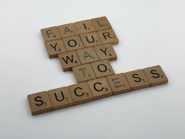 FAIL TO SUCCESS
